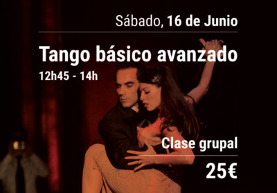 Basic Tango Advanced